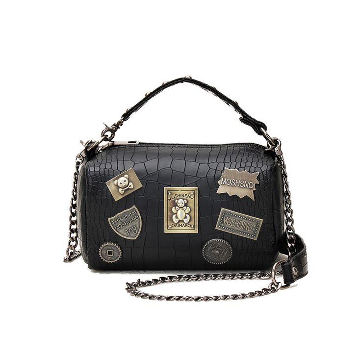 Купить Женщины кожаные сумки 2016 пакета(ов) сумка мода crossbody сумки для женщин дизайнеры…