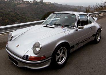 Silver 1972 Porsche 911t Rs St Pinterest Porsche 911