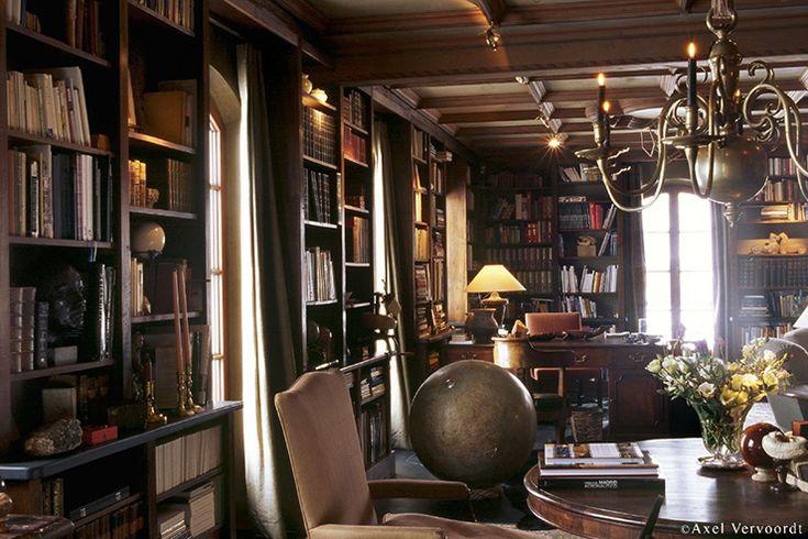 Axel Vervoordt Interior Design | Best Interior Designers