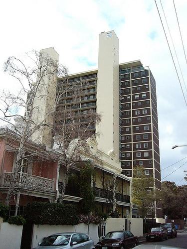 Robin Boyd - Domain Park Flats, South Yarra, Melbourne