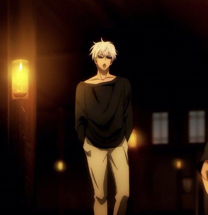 Shiro On Twitter Jujutsu Handsome Anime Guys Anime Guys