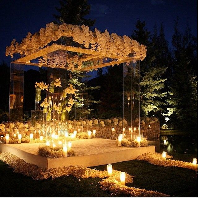 breathtaking would just the glass poles and the topper betoo much under the tent
