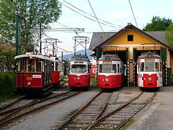 Gmunden Tramway - Wikipedia, the free encyclopedia