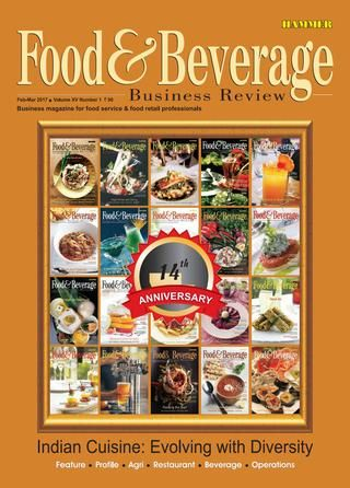 Food & Beverage Business Review (Feb-Mar 2017)