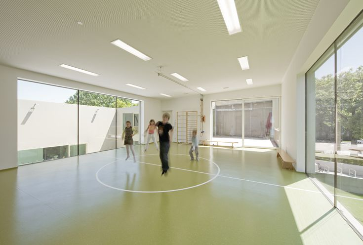 Kindergarten and after-school Care Center,© Hertha Hurnaus