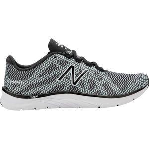 new balance run black/white 811