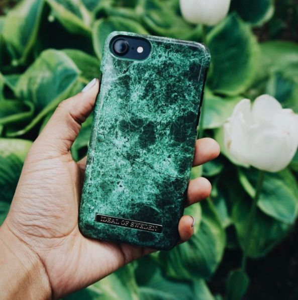 Green Marble by lovely @neonstylefox - Fashion case phone cases iphone inspiration iDeal of Sweden #marble #gold #fashion #inspo #iphone #marmor