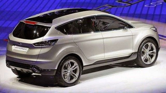 2016 Ford Escape Hybrid 3