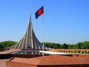 National Monument of Bangladesh | Jatiyo Sriti Shoudho