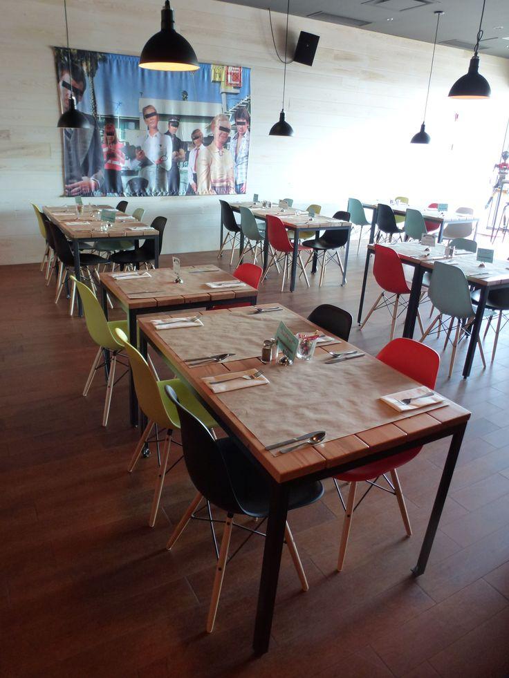 Le Bar à vin - Bistro Le Club au Quartier Dix30  #bar #vin #wine bar #tapas #cellier #Dix30 #