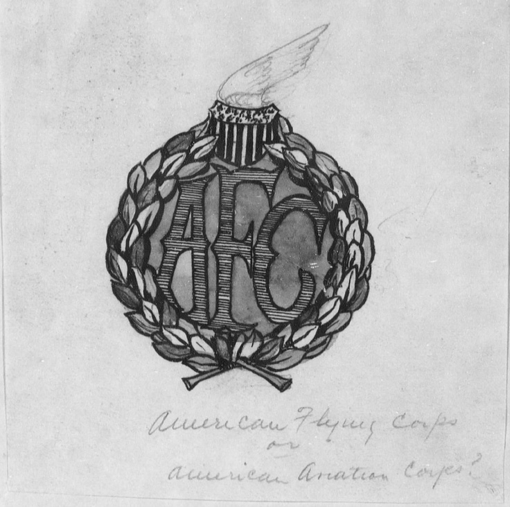 Army Flying Corp prototype insignia