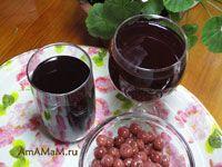 Как заготовить вишни на зиму - вкусный рецепт компота