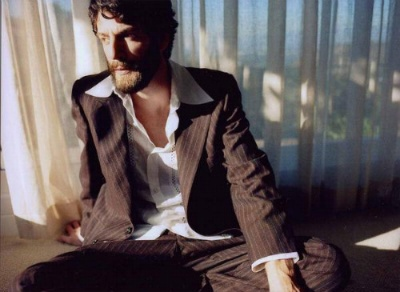 Ray LaMontagne. His cover of Crazy is the best!