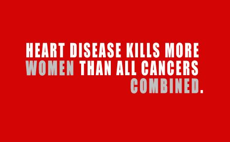 Go Red for Wear Red Day and Help Raise Heart Disease Awareness | BlogHer