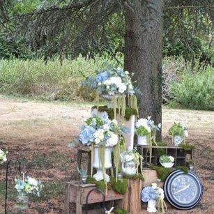 Décors cérémonie laïque,  Mariage Alice au Pays des Merveilles