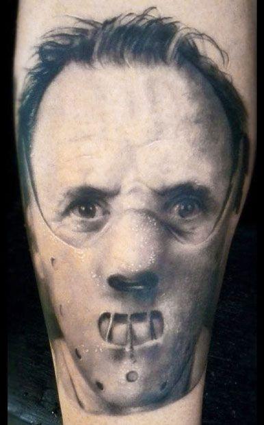 Tattoo Artist - Joshua Gomez   www.worldtattoogallery.com/movies_tattoo