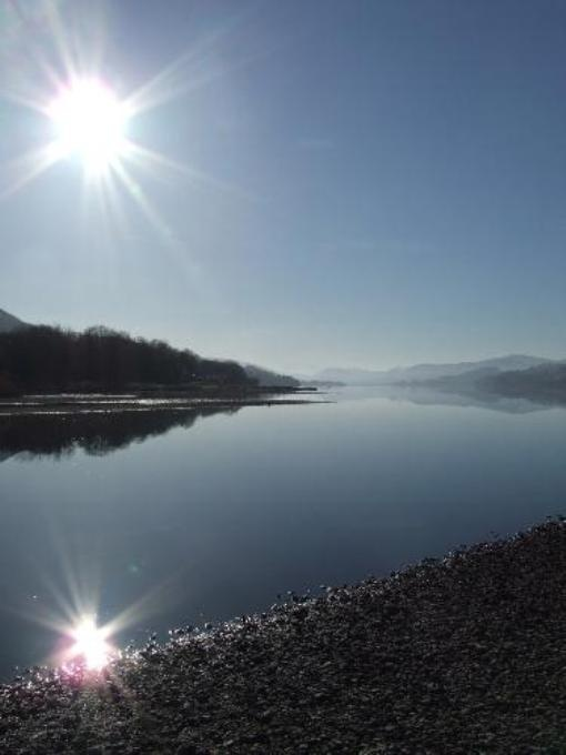 Lake Bala (Llyn Tegid), North Wales