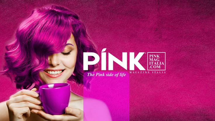 Pink Magazine Italia Official Banner