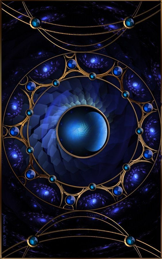 I Like It Nice And Blue...Always From Micro To Macro Cosmos !... http://samissomarspace.wordpress.com
