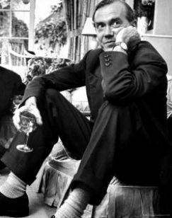 Graham Greene, heart of darkness author