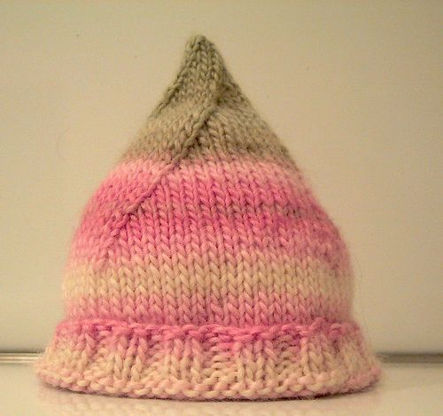 Tutorial on how to knit this adorable hat!