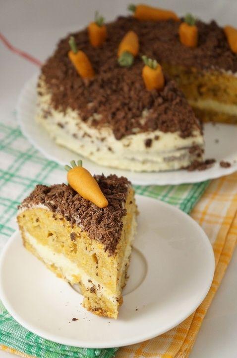 Морковный торт классический - пошаговый рецепт с фото: Именно под таким названием этот рецепт записан в моей кулинарной тетради. Готовлю торт давно и рецепт никогда не... - Леди Mail.Ru