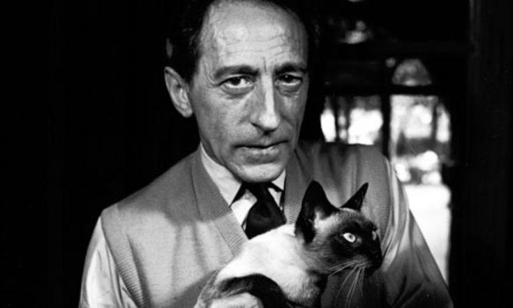 JEAN COCTEAU, solamente la bestia. Jean Cocteau fue un humanista, desde muy temprana edad se involucró con diferentes manifestaciones artísticas y su curiosidad por aprender no tenía límite. Él, por su parte, siempre se consideró un poeta y lo cierto es que sus películas destilan poesía. Post de Yolanda Trigo de http://qomomolo.blogspot.com.es/