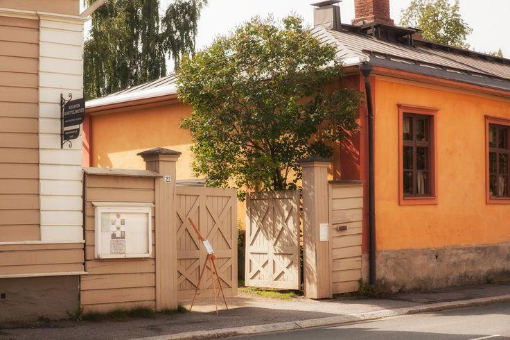 Kuopion korttelimuseo Finland