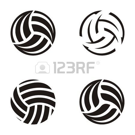 volleyball ball template - Buscar con Google