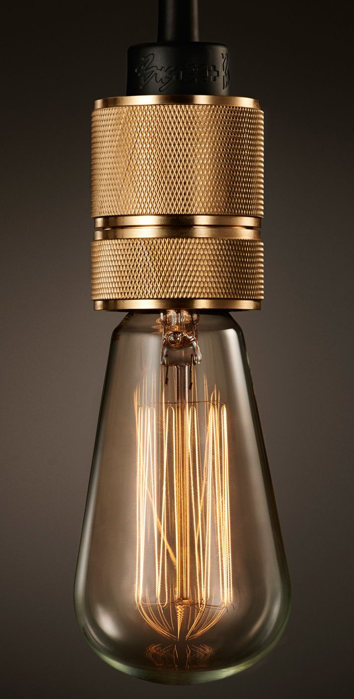 Teardrop Bulb, photo © Buster+Punch. / http://www.yatzer.com/buster-and-punch