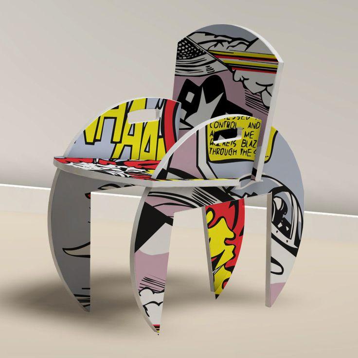flat pack chair