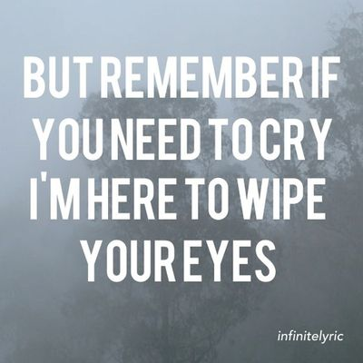 Wipe Your Eyes- Maroon 5