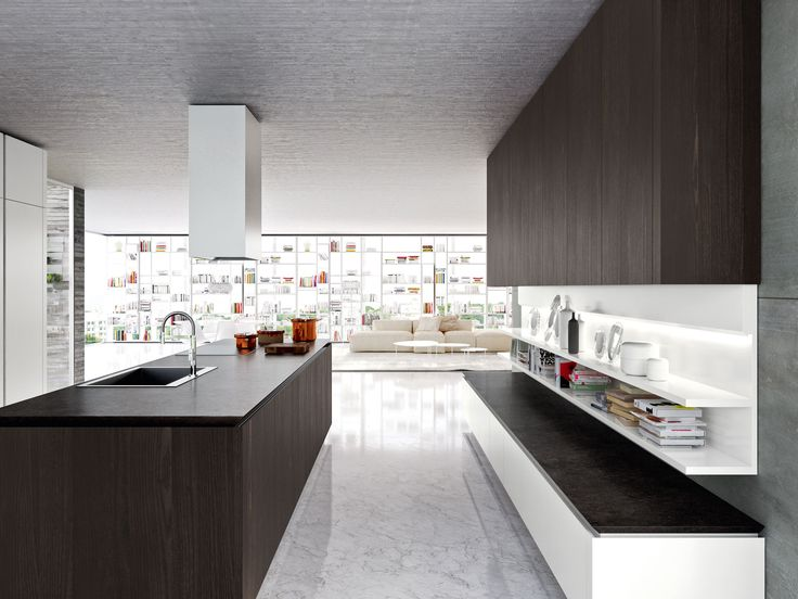 108 best Snaidero Kitchens images on Pinterest | Contemporary unit ...