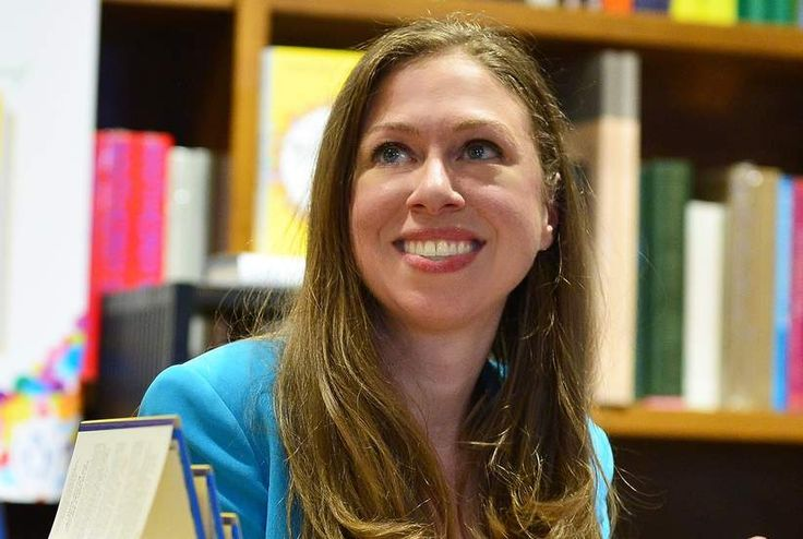 What Chelsea Clinton Reads to Her Kids   Real Simple
