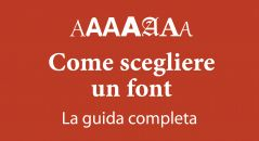 Come scegliere un font