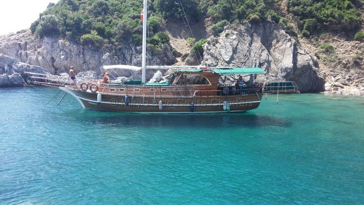 #affordable #luxurygulet #bluecruise aboard the charming  NERGIS1 // sleeps 4 ideal for single families or couples only // http://miryabluecruise.com/?p=7796