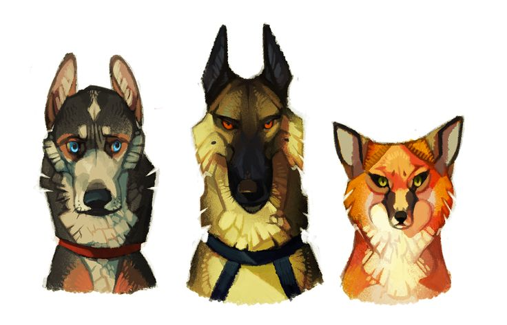 LineUp by *CoyoteMange on deviantART