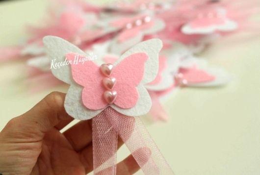 Merhaba 10marifet takipçileri. Doğacak minik bir kelebek için bu pembe beyaz kelebekli bebek şekerlerini hazırladım. Bu cici kelebekler taa Adana'ya… Devamı ››