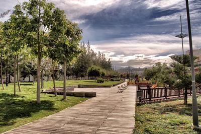 Parque de Ladera de La Minilla, Las Palmas de Gran Canaria