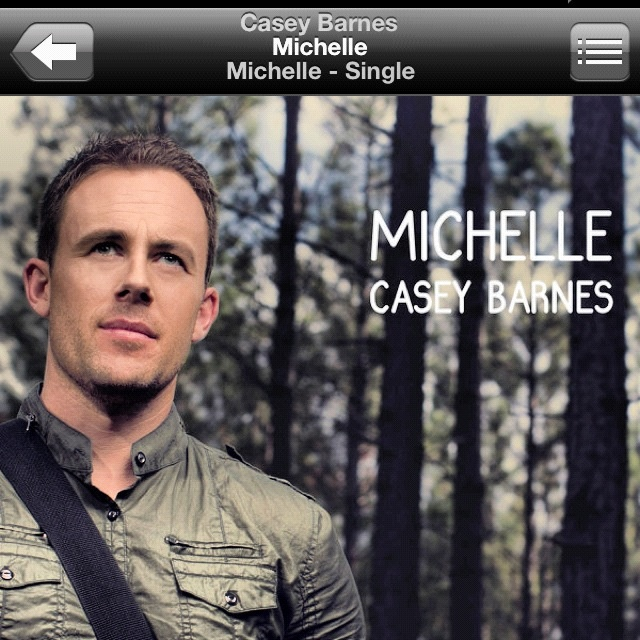 My new single 'Michelle' out on iTunes now. Little bit proud of this one