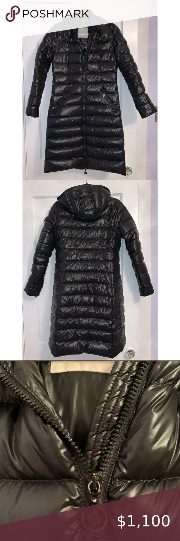 Authentic Moncler women's winter jacket in 2020 Moncler