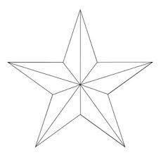 Картинки по запросу распечатать шаблон звезды