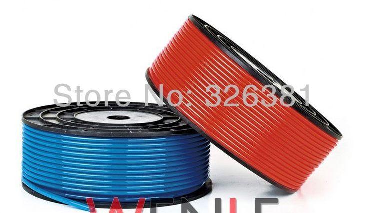 New pneumatic pipePU tube / pneumatic tubes PU 10*6.5mm 100 m / plate Pneumatic tools Direct selling #Affiliate