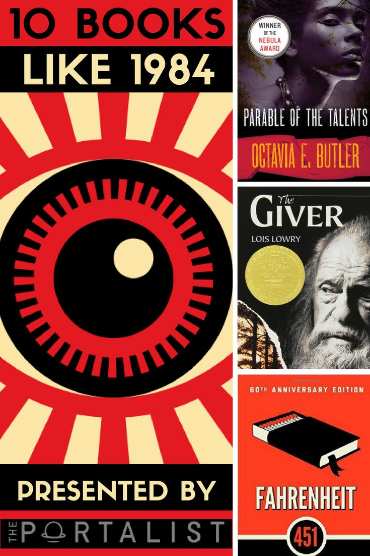Looking For More Books Like George Orwell's 1984? These 10 Chilling Reads  Are Sure To