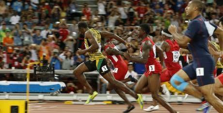 Décryptage - Comment Justin Gatlin a raté sa fin de course et la médaille d'or sur 100m