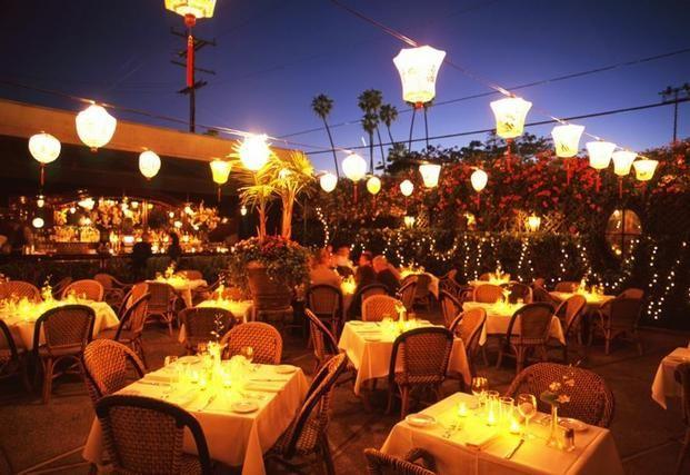 Top  Romantic Restaurants In Santa Monica