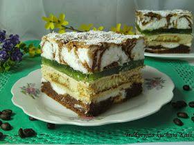 Jak w każdą sobotę zapraszam Was na pyszne ciasto. Tym razem proponuję ciasto Hrabina. Doskonałe na każdą okazję. Idealny deser do sobotniej...