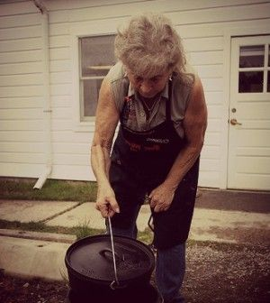 The Art of Cooking in a Dutch Oven. Great info here.