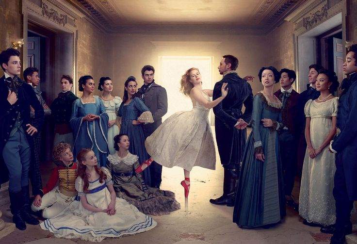 Amy Adams in the Nutcracker. Photographed by Annie Leibovitz