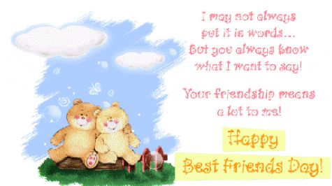 Happy National Bestfriend Day HD Images, Hd Wallpapers, Pictures, Photos ~ National Bestfriend Day Wishes, Images, Wallpapers, Quotes, Sayings, Poems
